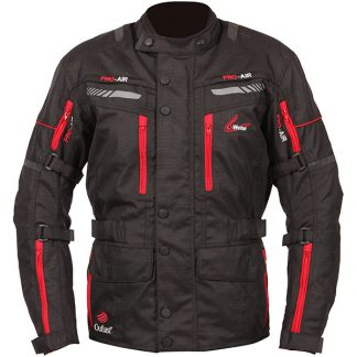 Weise Outlast Houston Motorcycle Jacket Black