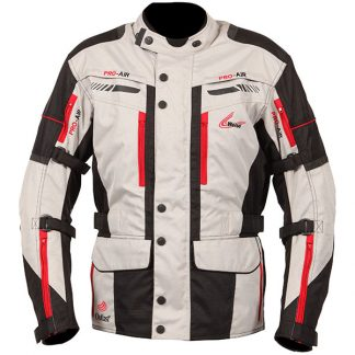 Weise Outlast Houston Motorcycle Jacket Stone