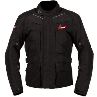 Weise Pioneer Motorcycle Jacket Black