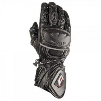 Akito Sport Max Motorcycle Gloves Black