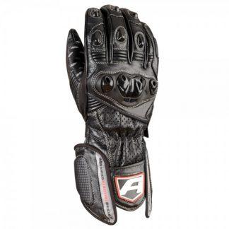 Akito Sports Rider Motorcycle Gloves Black