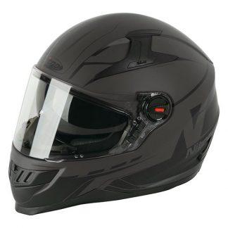 Nitro N2200 Analog Motorcycle Helmet Matt Gun