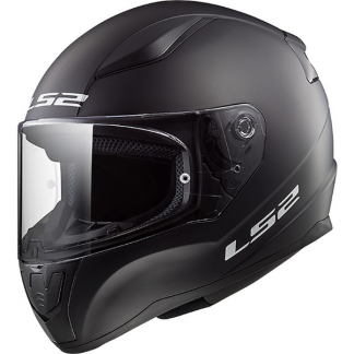 LS2 FF353 Rapid Motorcycle Helmet Matt Black