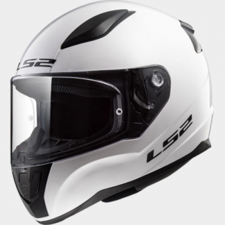 LS2 FF353 Rapid Motorcycle Helmet White