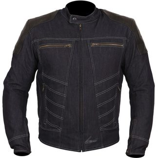 Weise Fury Denim Motorcycle Jacket