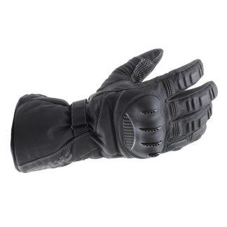 Armr Moto WPL250 Motorcycle Gloves Black