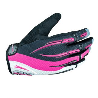 Armr Moto Kids KGMX3 Motocross Gloves Pink