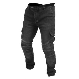 Armr Moto M7109 Aramid Motorcycle Jeans Black