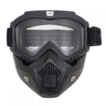 Armr Moto Urban Motorcycle Mask & Goggles