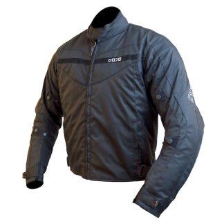 Dojo Miura Motorcycle Jacket Black