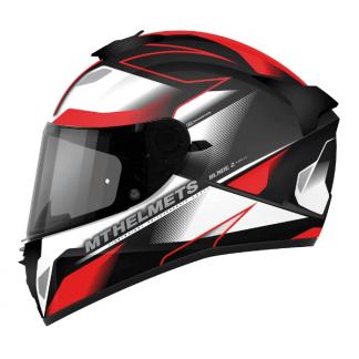 MT Blade 2 SV Fugue Motorcycle Helmet Red