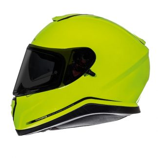 MT Thunder 3 Motorcycle Helmet Yellow