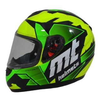 MT Thunder Kids Torn Motorcycle Helmet