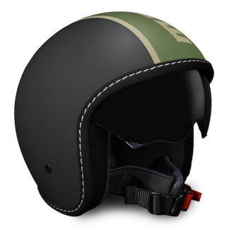 Momo Blade Motorcycle Helmet Green