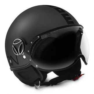 Momo Fighter Evo Motorcycle Helmet Matt Titanium