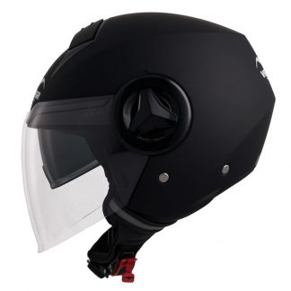 Vemar Breeze Motorcycle Helmet Matt Black