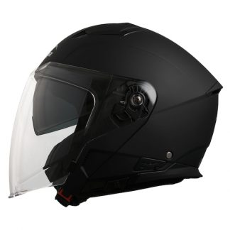 Vemar Feng Motorcycle Helmet Matt Black