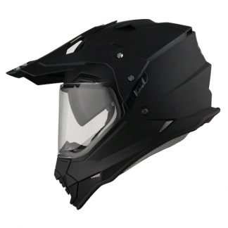 Vemar Kona Dual Sport Helmet Matt Black