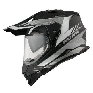 Vemar Kona Explorer Dual Sport Helmet Matt Black