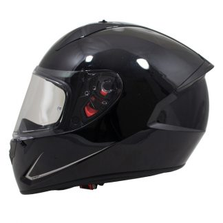 MT Stinger Motorcycle Helmet Gloss Black