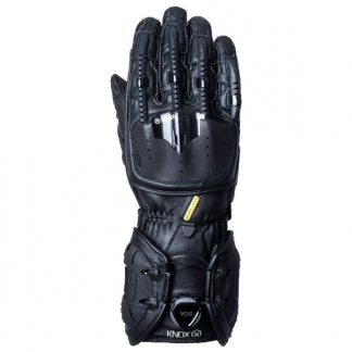 Knox Handroid MK4 Motorcycle Gloves Black