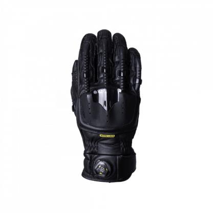 Knox Handroid Pod MK4 Motorcycle Gloves Black