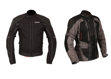 Leather & Textile Jackets