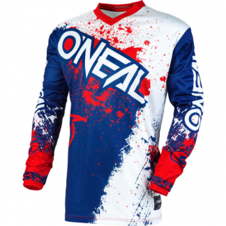 ONeal Element Impact 2020 Motocross Jersey Blue