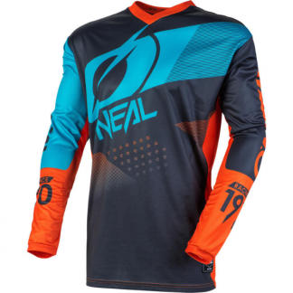 ONeal Element Factor 2020 Motocross Jersey Blue