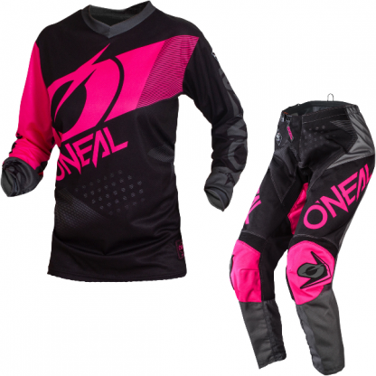 ONeal Element Factor 2020 Motocross Kit Pink