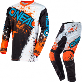 ONeal Element Impact 2020 Motocross Kit Orange