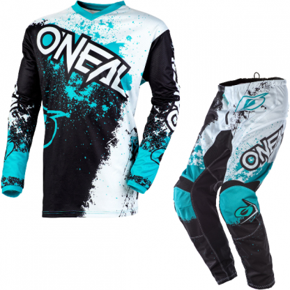 ONeal Element Impact 2020 Motocross Kit Teal