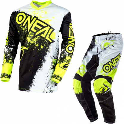 ONeal Element Impact 2020 Motocross Kit Yellow