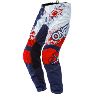 ONeal Element Impact 2020 Motocross Pants Blue