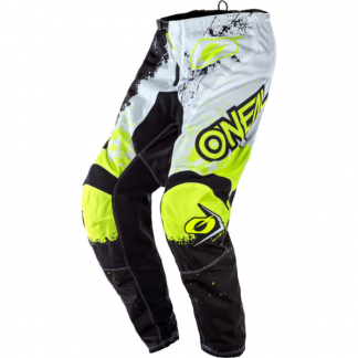 ONeal Element Impact 2020 Motocross Pants Yellow