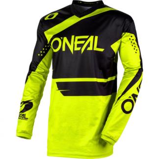 ONeal Element Racewear 2020 Motocross Jersey Yellow