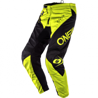 ONeal Element Racewear 2020 Motocross Pants Yellow