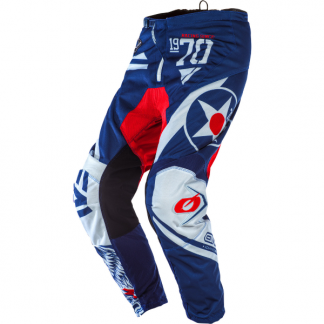 ONeal Element Warhawk 2020 Motocross Pants Blue