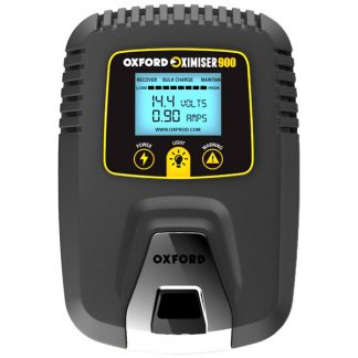 Oxford Oximiser 900 Motorcycle Battery Charger