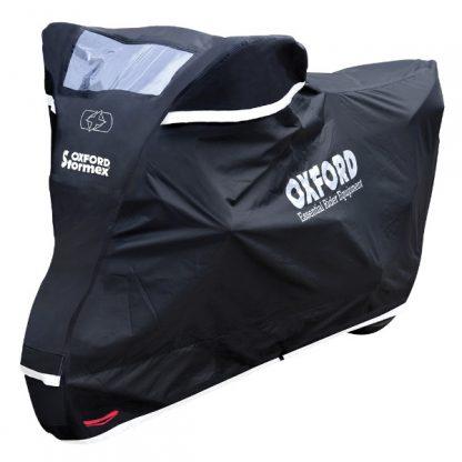Oxford Stormex Motorcycle Rain Cover XLarge CV333