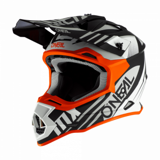 Oneal 2 Series Spyde 2.0 Motocross Helmet Black