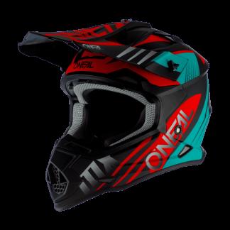Oneal 2 Series Spyde 2.0 Motocross Helmet Red