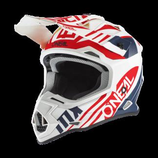 Oneal 2 Series Spyde 2.0 Motocross Helmet White