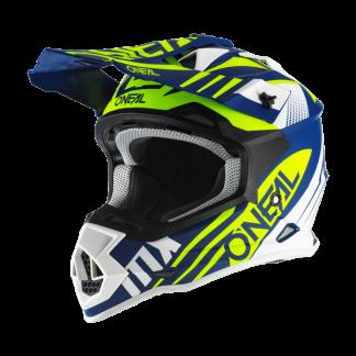 Oneal 2 Series Spyde 2.0 Motocross Helmet Yellow