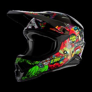Oneal 3 Series Crank 2.0 Motocross Helmet