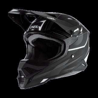 Oneal 3 Series Riff 2.0 Motocross Helmet Black
