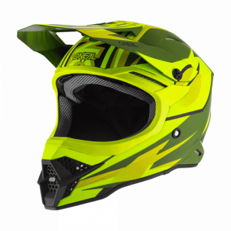Oneal 3 Series Riff 2.0 Motocross Helmet Olive