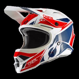 Oneal 3 Series Stardust Motocross Helmet Blue