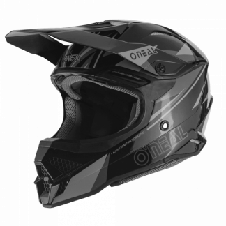 Oneal 3 Series Triz Motocross Helmet Black