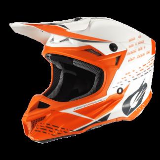 Oneal 5 Series Trace Motocross Helmet Orange